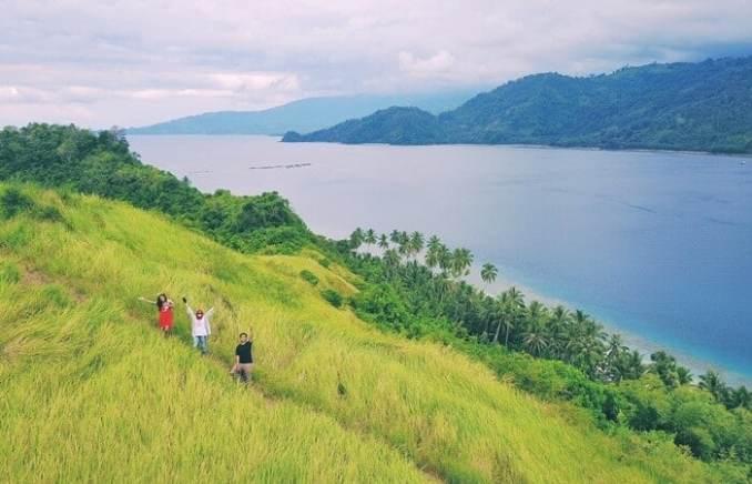 Pulau Diyonumo - Wisata Populer Gorontolo
