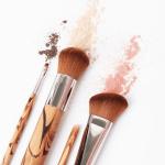 Eco & Bio Schoonheidssalon Idyllies make-up borstels
