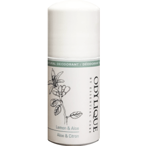 Lemon & Aloe Natural Deo roller