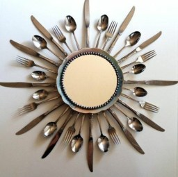 Silverware Mirror