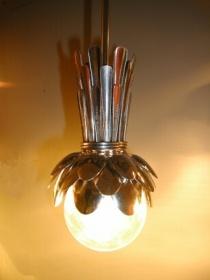 Spoon Pendant Lamp 1