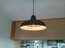 New Pendant and Backing - After