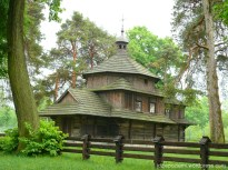 Bełżec - dawna cerkiew unicka