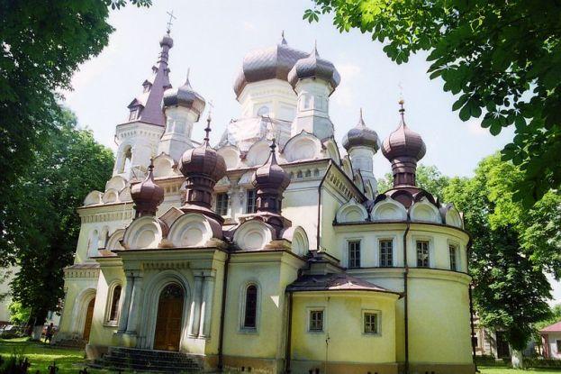 Hrubieszowska cerkiew prawosławna