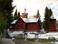 Cerkiew w Kamiannej, 2012r.
