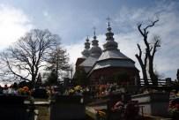 Mochnaczka Niżna, cerkiew, fot. 2015r.