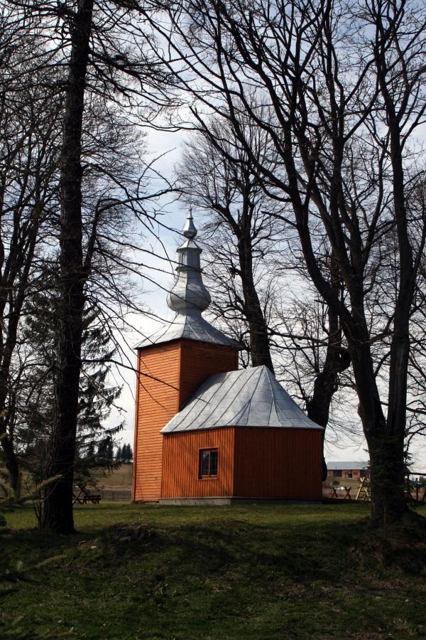 kaplica klasztorna w Mochnaczce N. 2015r.