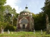 Myców - kaplica grobowa Hulimków (fot.2012r.)
