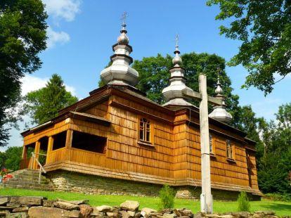 Cerkiew w Rzepedzi (2011r.)