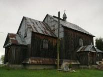 Cerkiew w Ułazowie z 1835 r.