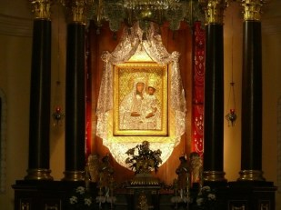 Cudowny obraz Matki Bożej Sokalskiej