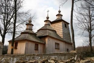 Cerkiew w Bałuciance, 2015r.