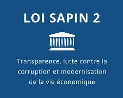 Nouvelle rubrique Loi Sapin II