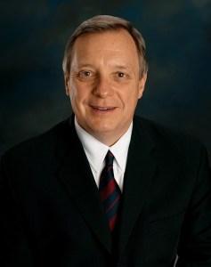 Illinois Senator Dick Durbin