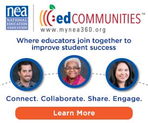 NEA edCommunities - Learn more