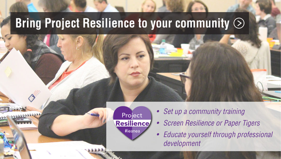 Bring Project Resilience to your Community