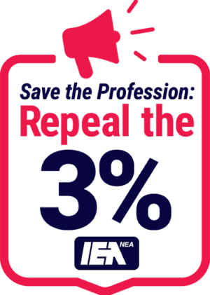 Save the Profession: Repeal the 3%