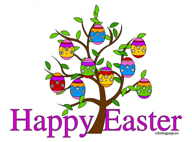 happy easter clip art archives happy easter images quotes wishes rh ieasterimages com happy easter clipart black and white happy easter clip art pictures