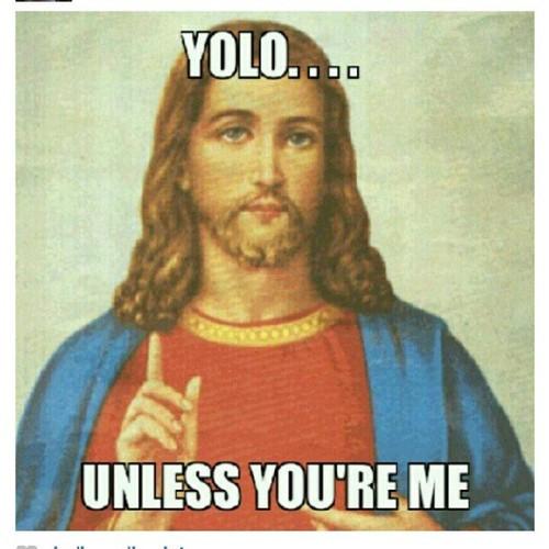 Easter Jesus Meme