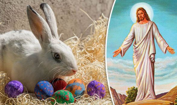 Happy Easter Images Jesus
