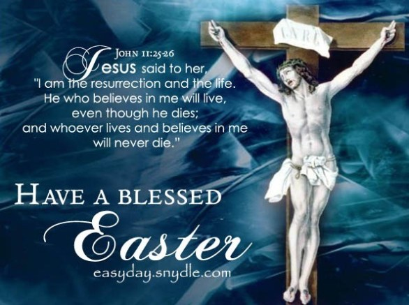Happy Easter Jesus Images