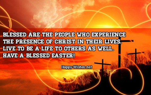 Happy Easter Religious Greetings