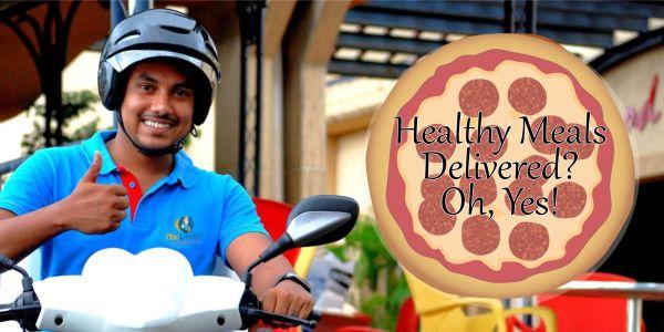 Healthy Meals Delivered to Your Door