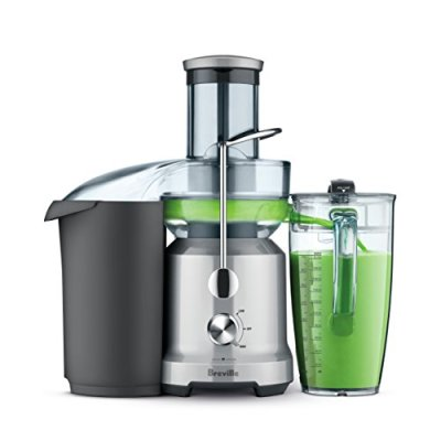 Breville BJE430SIL The Juice Fountain Juicer