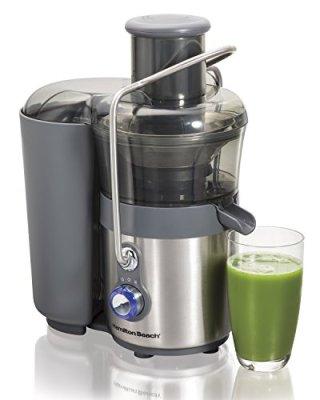 Hamilton Beach Premium 2 Speed Juice Extractor