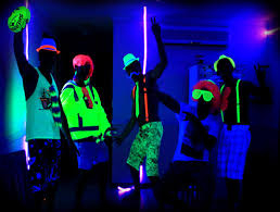UV Party - Blacklight Party