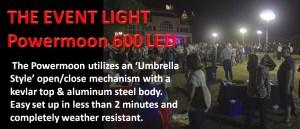 The Event Light - Powermoon