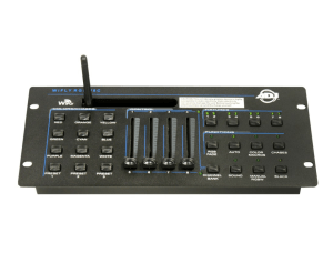 ADJ RGBW8C Wireless Wifly Lighting Controller, $10
