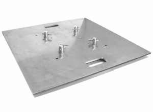"Global Truss F34 30"" Aluminum Base Plate, $20"