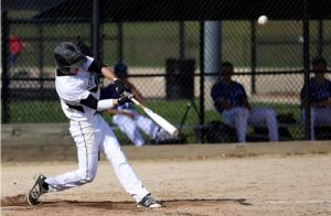 Grant Baird - Baseball At-bat