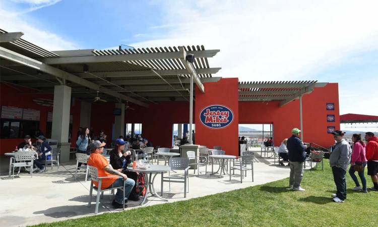 baa5d75c04ddd Jersey Mike s Subs Renews Partnership With Auto Club Speedway ...