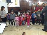 Orando por los niños