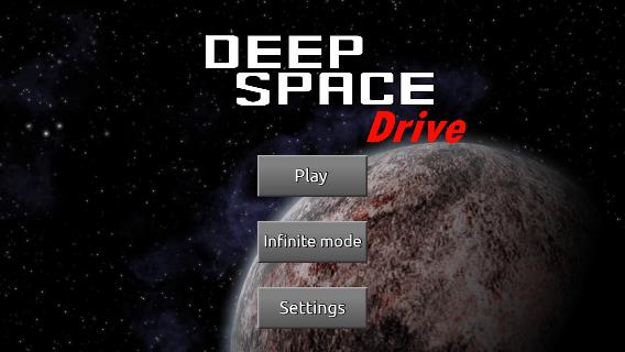 DEEP SPACE DRIVE
