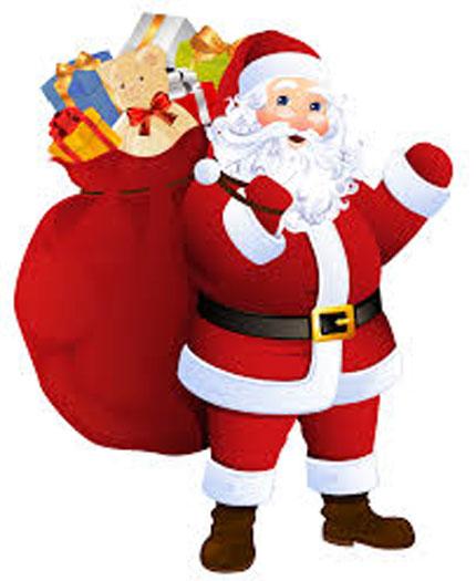 santa claus to visit the san bernardino public libraries Animated Santa Claus Santa Claus Elves