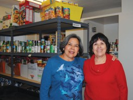 Rialto food bank