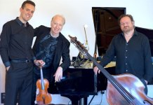 the Misha Segal Trio
