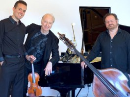 the Misha Segal Trio