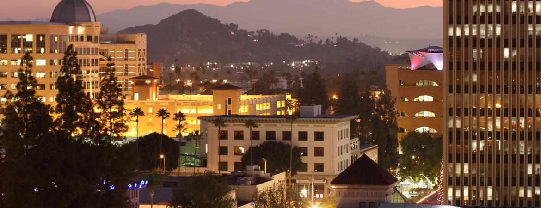 Downtown Riverside