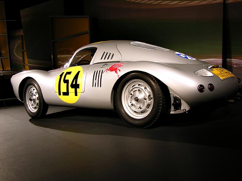 Porsche 550 Coupe 1