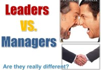 Difference between Leadership and Management