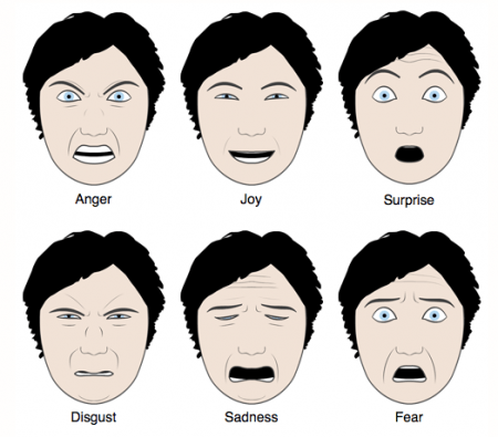 Two methods for uncovering basic emotions