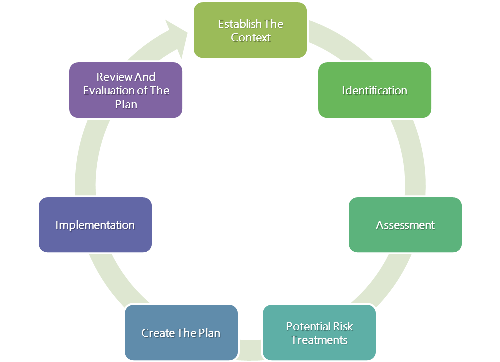 steps of risk management process