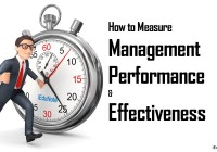 How to Measure Management Performance and Effectiveness (Explained)