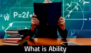Ability Definition