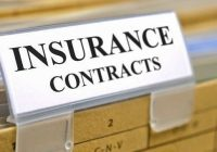 Insurance Contract: Elements and Clauses Insurance Contract