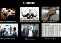 Origin and Evolution of Auditing